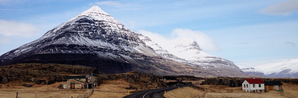 Iceland Mountain - The Travel Whipser Blogger Challenge - Authentic Traveling