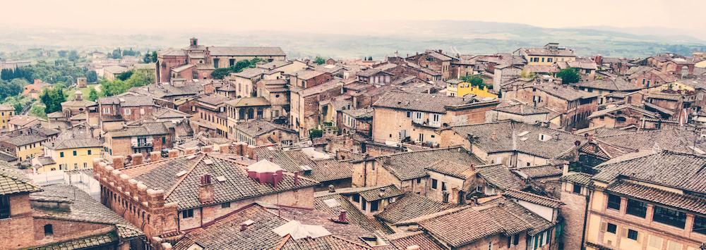 italian village - epictetus quote