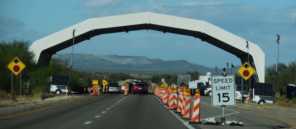 U.S. Mexico Border - How to Protect Your Privacy at the U.S. Border