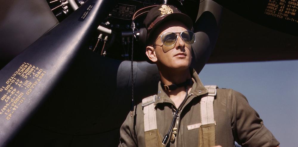 World War II Bomber Pilot - Laurence Gonzales quote