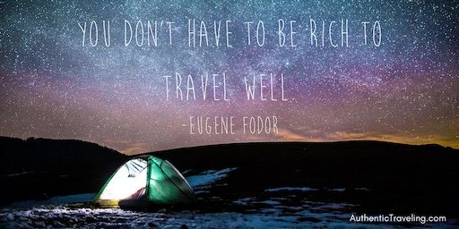 Eugene Fodor – Travel Quote of the Week