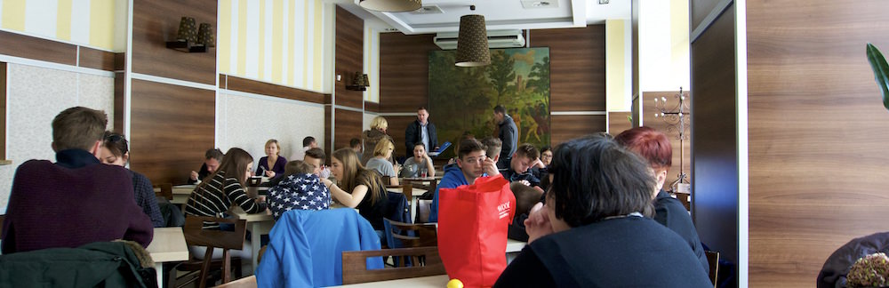 Bambino Milk Bar - How to Live Like a Local in Warsaw, Poland