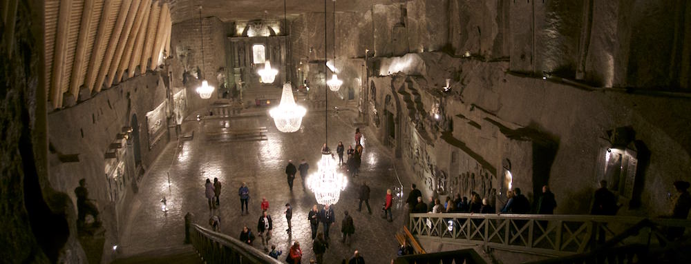 Chapel of St Kinga - Visiting the Wieliczka Salt Mine