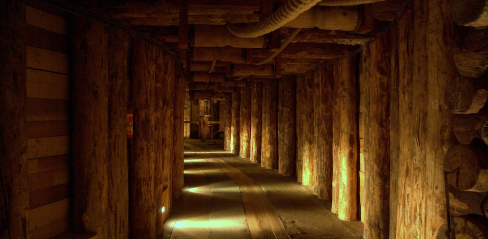 Cramped Quarters - Visiting the Wieliczka Salt Mine