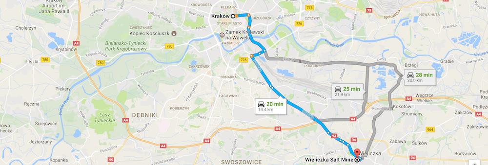 How to Get to Wieliczka Salt Mine - Visiting the Wieliczka Salt Mine