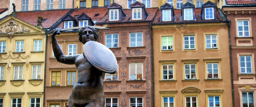Stare Miesto Warsaw - How to Live Like a Local in Warsaw Poland