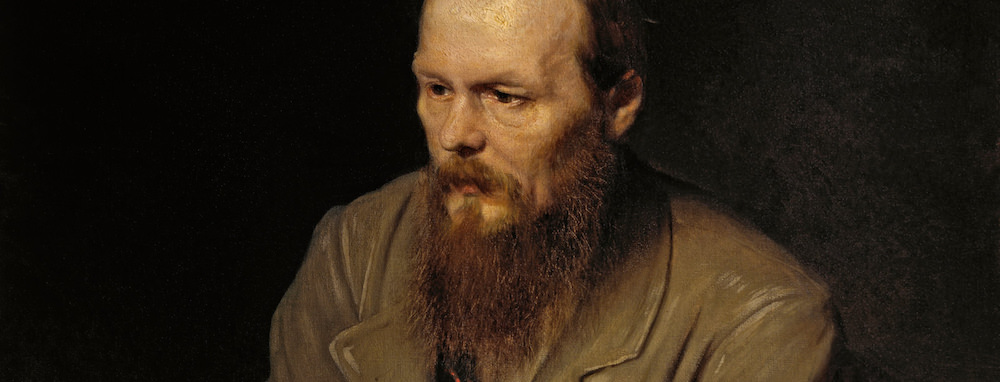 Dostoyevsky - Man is a Creature That Can Get Used to Anything