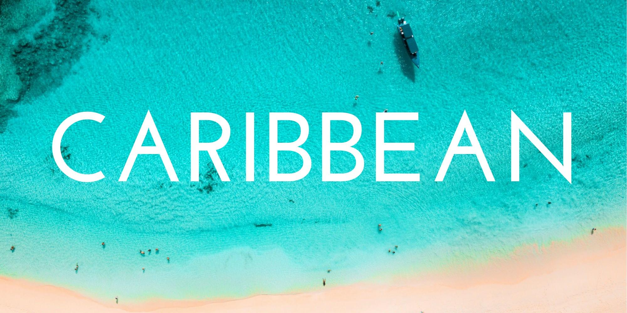 Caribbean - Destinations - Header