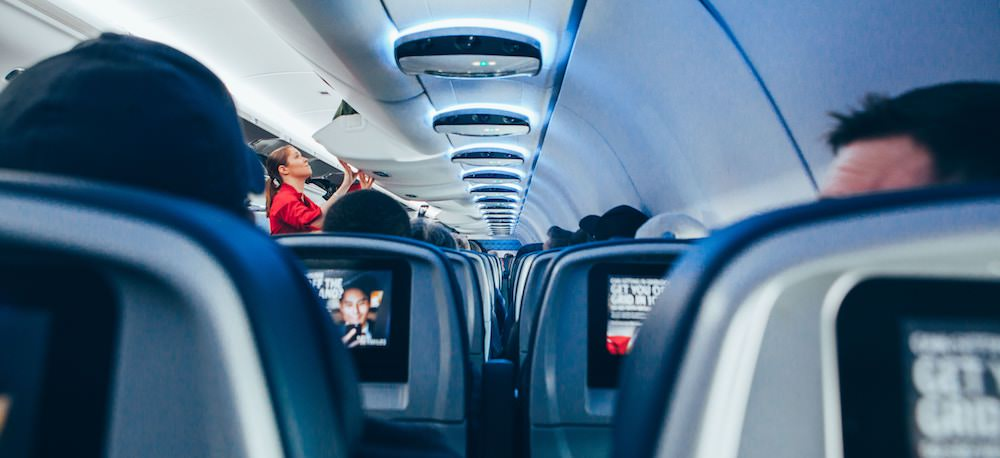 How to Overcome Your Fear of Flying - Airplane POV