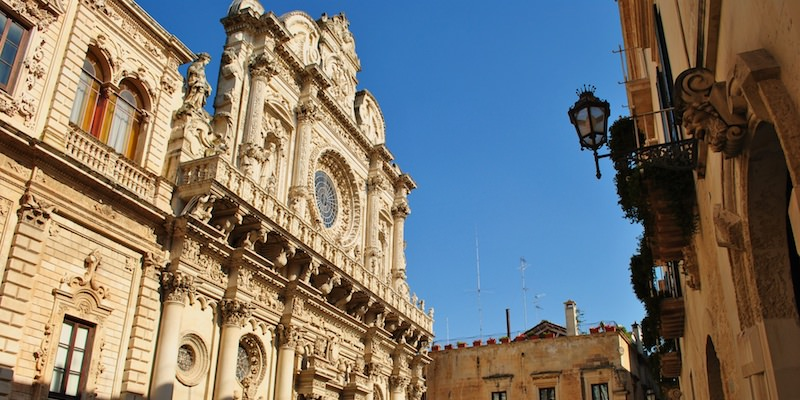 Lecce Quick Travel Guide to Puglia