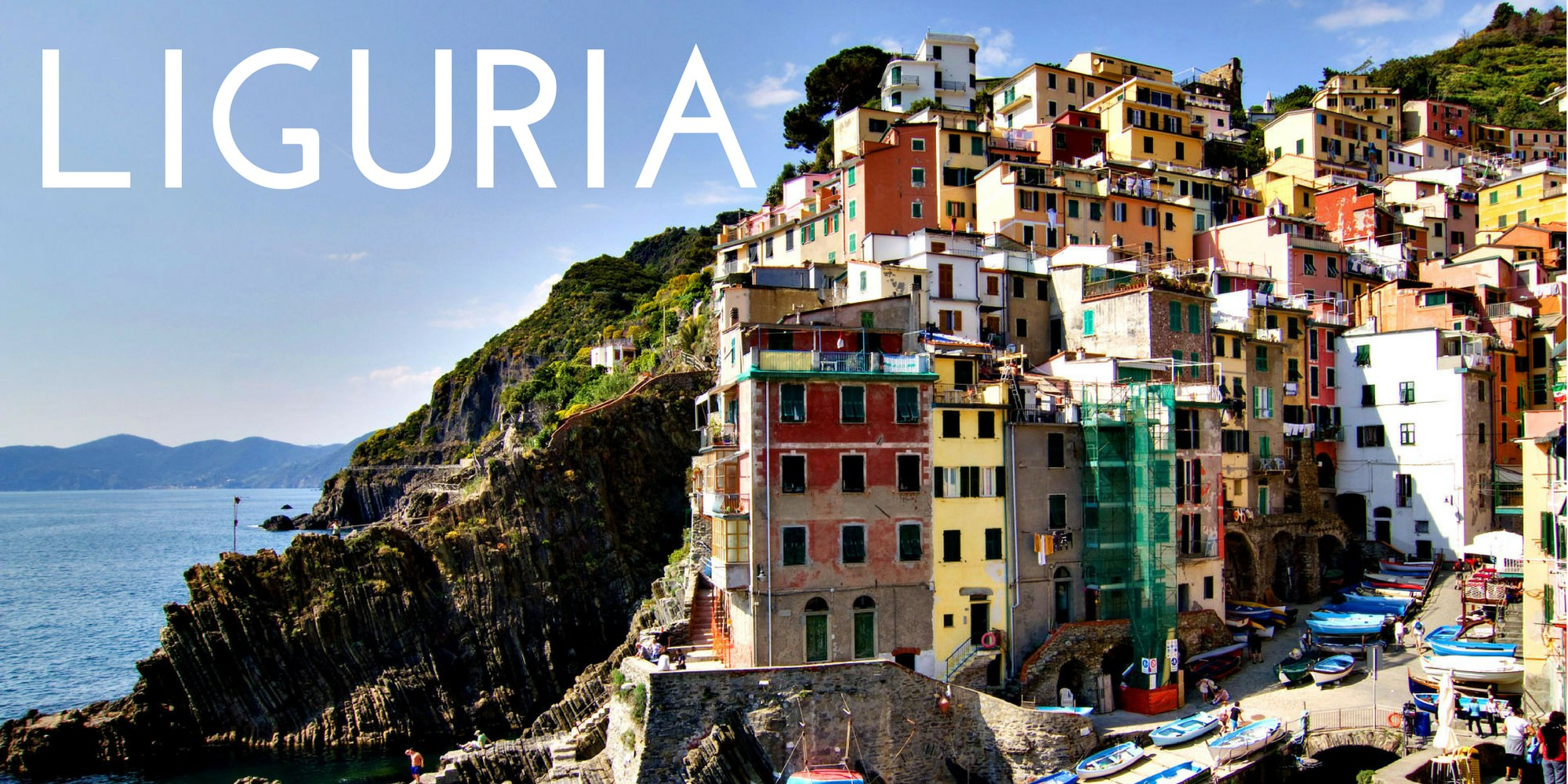 Liguria - Authentic Traveling - Header
