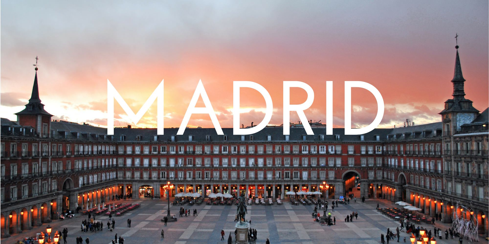 Madrid - Authentic Traveling - Header