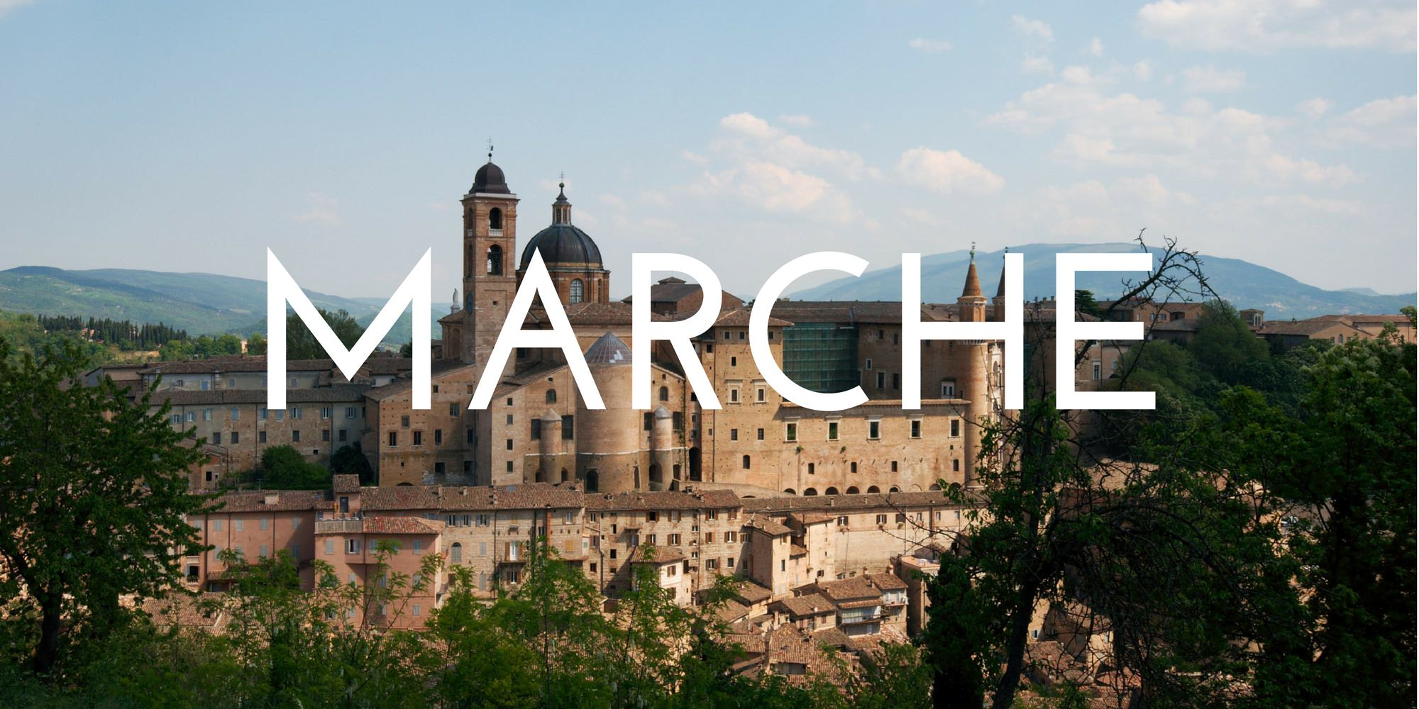 Marche - Authentic Traveling - Header