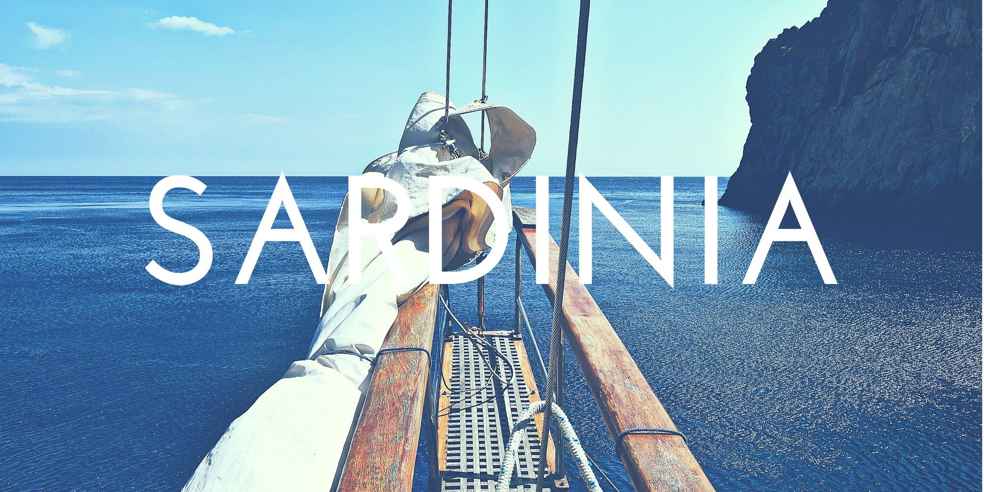 Sardinia - Authentic Traveling - Header