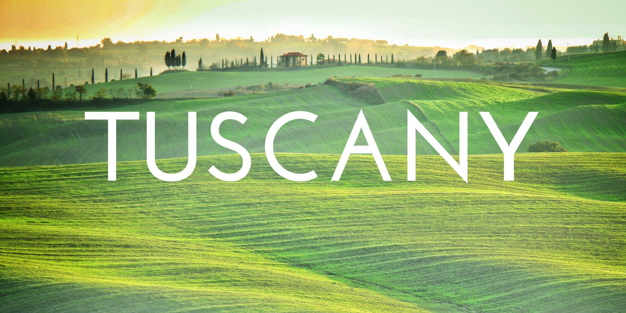 Tuscany - Authentic Traveling - Header