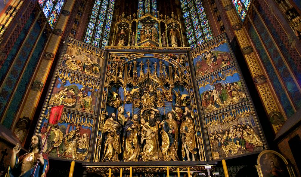 Veit Stoss Altarpiece - Experience Krakow Like a Local - Your Insiders Guide
