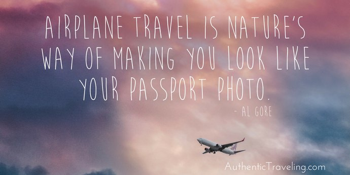 Al Gore - Best Travel Quotes - Authentic Traveling