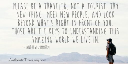 Andrew Zimmern – Travel Quote of the Week