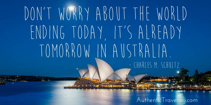 Charles Schultz - Best Travel Quotes - Authentic Traveling
