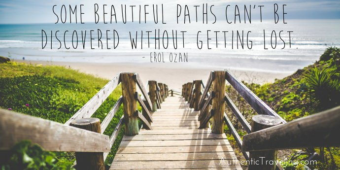 Erol Ozan - Best Travel Quotes - Authentic Traveling