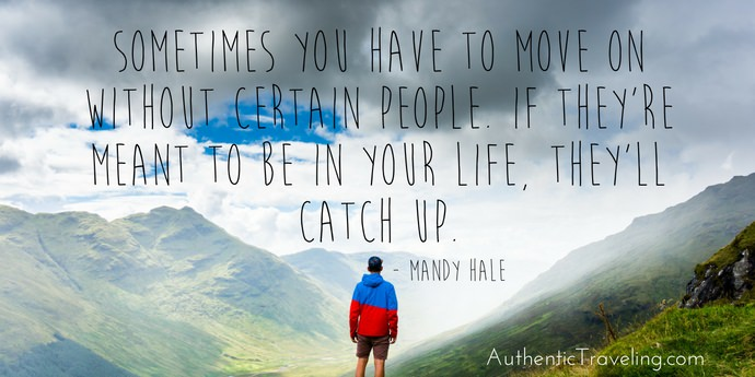Mandy Hale - Best Travel Quotes - Authentic Traveling