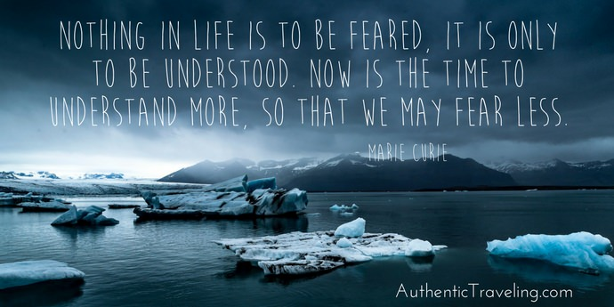 Marie Curie - Best Travel Quotes - Authentic Traveling