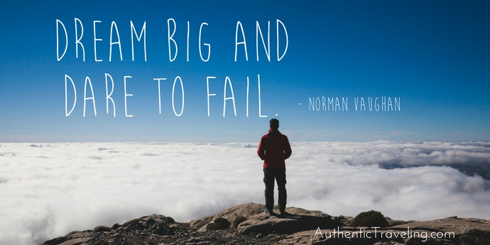 Norman Vaughan - Best Travel Quotes - Authentic Traveling