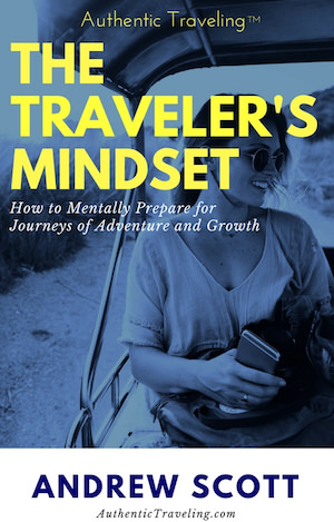 The Traveler's Mindset Cover Thumbnail