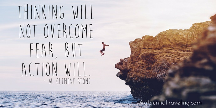 W Clement Stone - Best Travel Quotes - Authentic Traveling