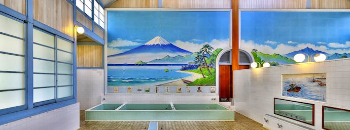 Benefits of Traveling Abroad - Japanese Bath House - Authentic Traveling