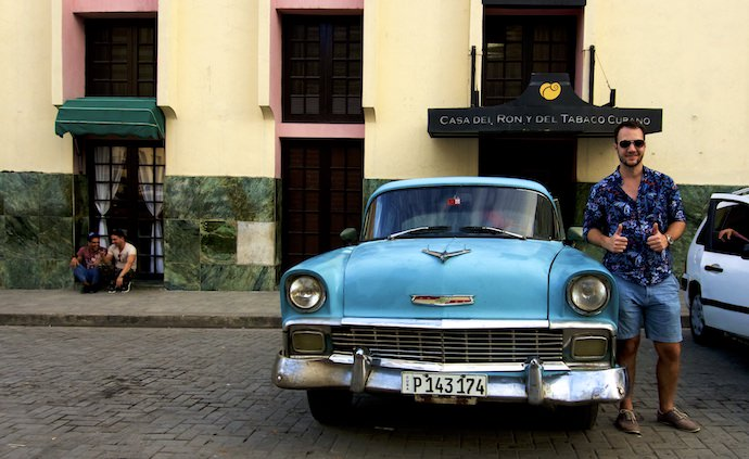 Myths About Cuba - Vintage Cars - Authentic Traveling