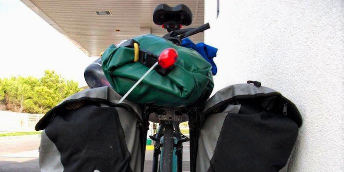 Biking Across Europe - Packing - Authentic Traveling