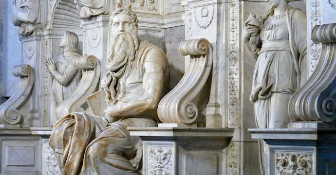 How to Save Money and Avoic Crowds in Rome - San Pietro in Vincoli - Authentic Traveling
