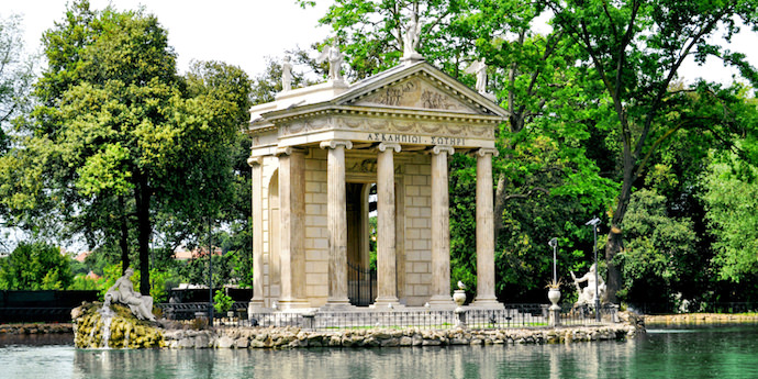 How to Save Money and Avoid Crowds in Rome - Villa Borghese Gardens - Authentic Traveling
