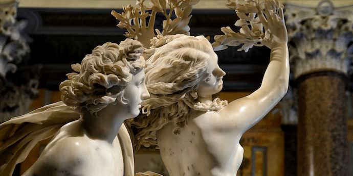 How to Wander - Bernini Apollo and Daphne - Authentic Traveling