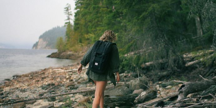 How to Wander - Embrace the Current Moment - Authentic Traveling