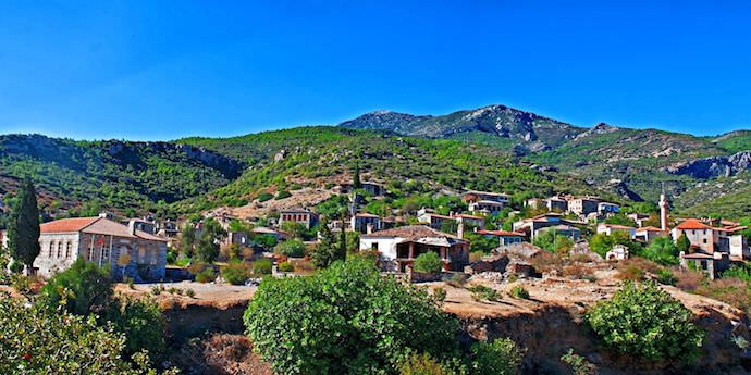 What Is Home - Doganbey Turkey Village - Authentic Traveling