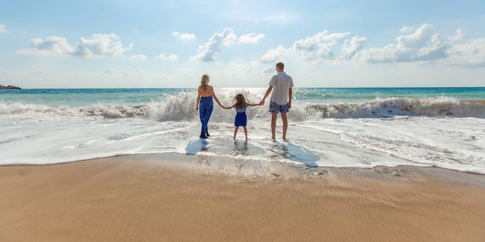 Overcome Travel Obstacles - Happy Family - Authentic Traveling