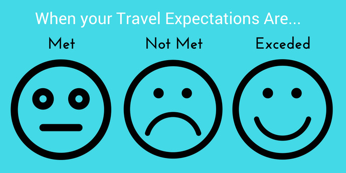 Travel Expectations - Outcomes - Authentic Traveling