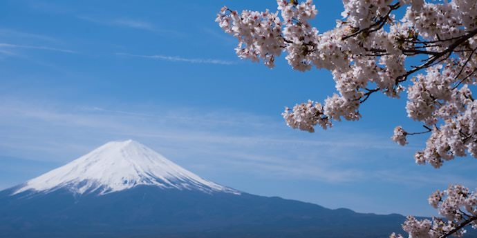 Courageous Traveling - Mt Fuji - Authentic Traveling