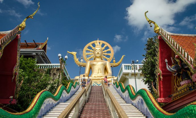 Travel Community - Big Buddha - Authentic Traveling